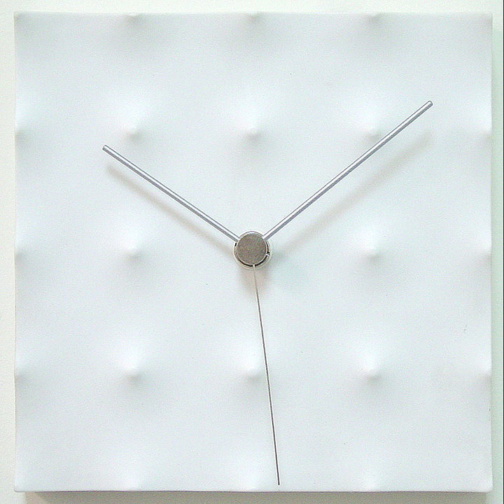Porcelain Clock Small