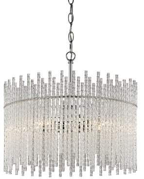 Willa Arlo Interiors Desideria 5-Light Drum Chandelier