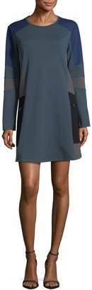 BCBGMAXAZRIA Women's Gigi Knit Shift Dress