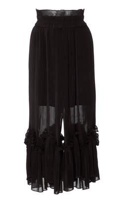 Alice McCall Valentine Textured High Waisted Skirt