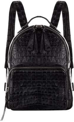Nancy Gonzalez Small Crocodile Backpack