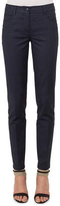 Akris Magda Slim-Leg Pants