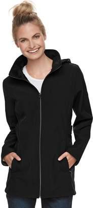 ZeroXposur Women's Nicky Soft Shell Hooded Jacket