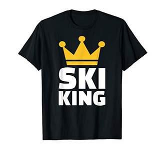 Mens Ski king T-Shirt