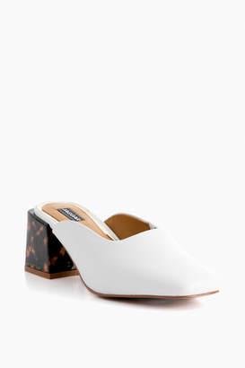Jaggar Footwear Pulse Mid Heel Mule