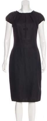 Sophie Theallet Wool Tweed Dress w/ Tags
