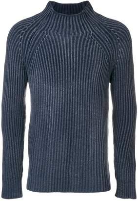 Drumohr knit turtleneck jumper