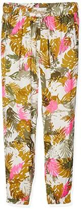 Benetton Girl's Trousers,(Manufacturer Size:Small)