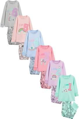 Next Girls I Am Printed Snuggle Pyjamas
