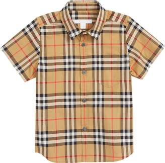 Burberry Fred Check Shirt