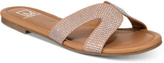 Material Girl Acelina Flat Sandals, Women Shoes