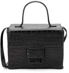 72d9e62b32a1 Steven Alan Classic Embossed Leather Crossbody Bag