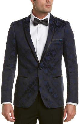Paisley & Gray Paisley & Grey Osborne Notch Tuxedo Jacket