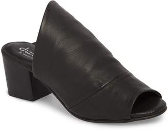 Charles by Charles David Yanna Block Heel Slide Sandal