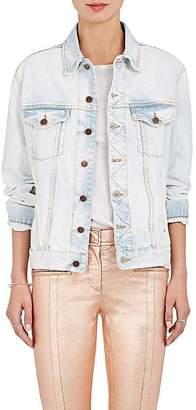 Fiorucci Women's Nico Appliquéd Denim Jacket