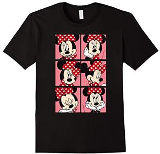 Disney Minnie Mouse Expressions T Shirt