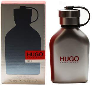 HUGO BOSS Hugo Ice for Men Eau de Toilette Spray, 2.5 oz./ 74 mL