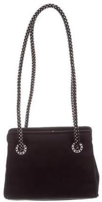 Judith Leiber Rhinestone Embellished Shoulder Bag