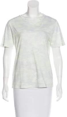 Jason Wu Abstract Print Short Sleeve T-Shirt w/ Tags