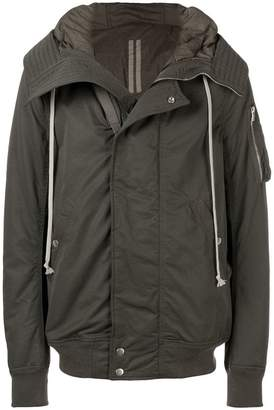 Rick Owens zip-up field jacket