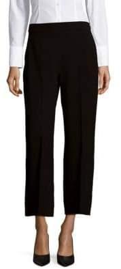 Rebecca Taylor Crop Crepe Pants