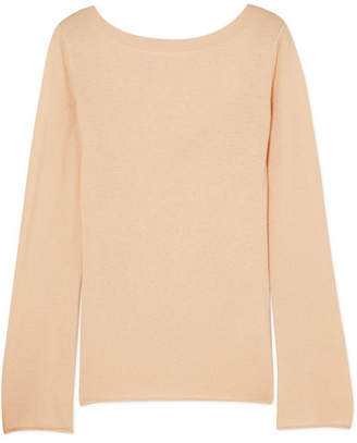 Vince Cashmere Sweater - Peach