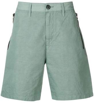 Stone Island Shadow Project deck shorts