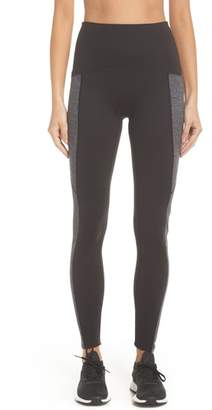 Spanx R) Colorblock Active Leggings