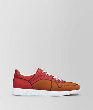 Bottega Veneta LITHE SNEAKER IN CANVAS