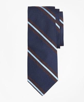 Brooks Brothers Open Stripe Tie