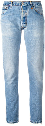 Re/Done - skinny jeans - women - Cotton - 25