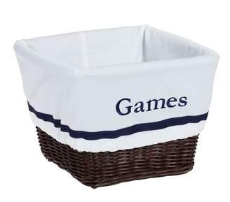Pottery Barn Kids Large Basket Liner