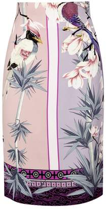 Versace Lilac Chinoiserie