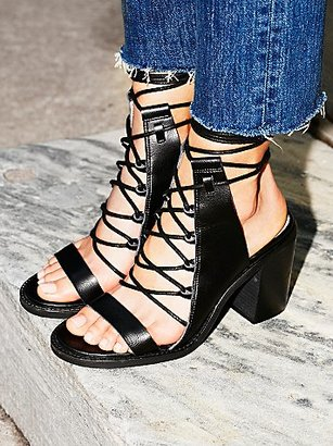 Vegan Nights Heel by Faryl Robin + Free People $128 thestylecure.com