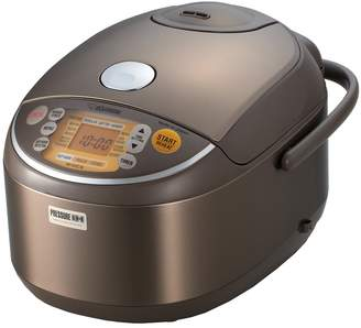 Zojirushi 10-Cup Induction Heating Pressure Rice Cooker & Warmer
