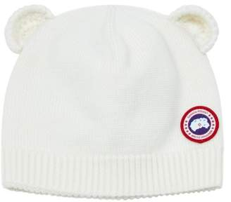 Canada Goose Beanie with Ears