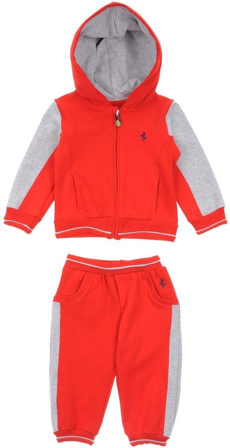 FerrariFERRARI Baby sweatsuits