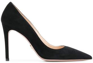 Prada pointed toe stiletto pumps