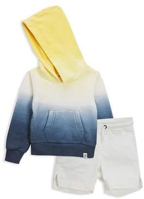 Sovereign Code Boys' Kaskade + Gateway Hoodie & Shorts Set - Baby