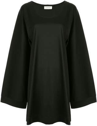 Lemaire flared sleeved blouse