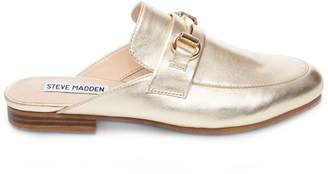 Steve Madden Stevemadden KANDI GOLD LEATHER