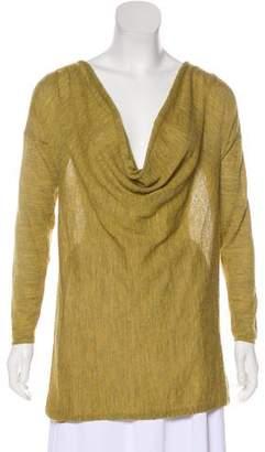 Eileen Fisher Alpaca Knit Top