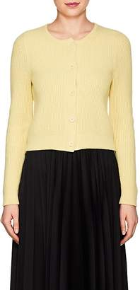The Row Women's Loulou Cashmere Crop Cardigan