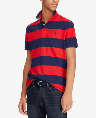 Polo Ralph Lauren Men Big & Tall Classic Fit Mesh Cotton Polo