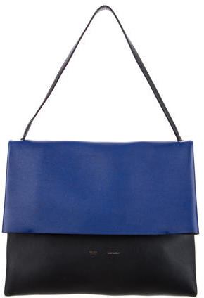 Celine Céline Tricolor All Soft Bag