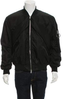 Givenchy Casual Bomber Jacket