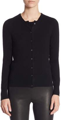 Saks Fifth Avenue Long Sleeve Cashmere Cardigan