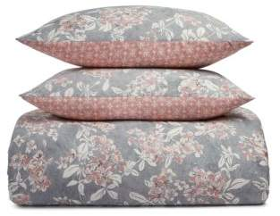 Sky Flora Duvet Cover Set, King - 100% Exclusive