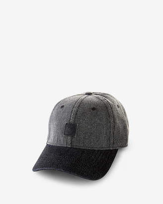Express Patch Color Block Baseball Hat