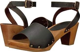 Sanita Women's Yara Square Flex Sandal Platform